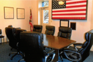 Town Hall Meeting Rooms